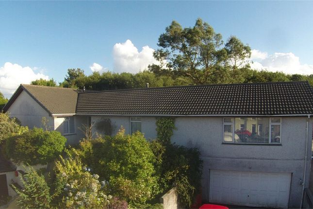 Thumbnail Detached bungalow for sale in Rosevear Road, Bugle, St Austell, Cornwall
