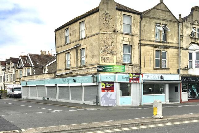 Thumbnail Restaurant/cafe to let in Locking Road, Weston-Super-Mare