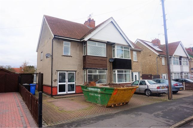 Thumbnail Semi-detached house for sale in Grange Road, Alvaston