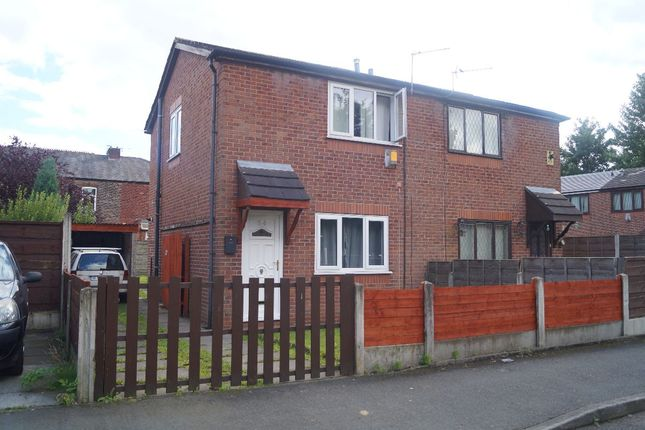 Thumbnail Semi-detached house to rent in Longford Street, Manchester