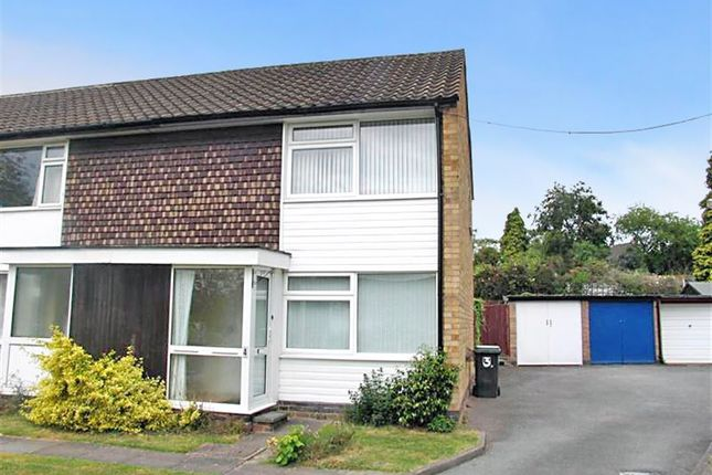 Thumbnail Terraced house to rent in Felstead Court, Bramcote, Nottingham