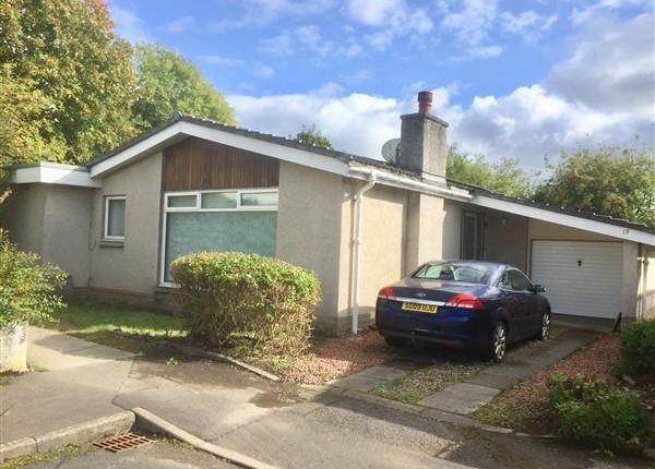 Thumbnail Detached bungalow for sale in Chapelton Gardens, Bearsden, Glasgow