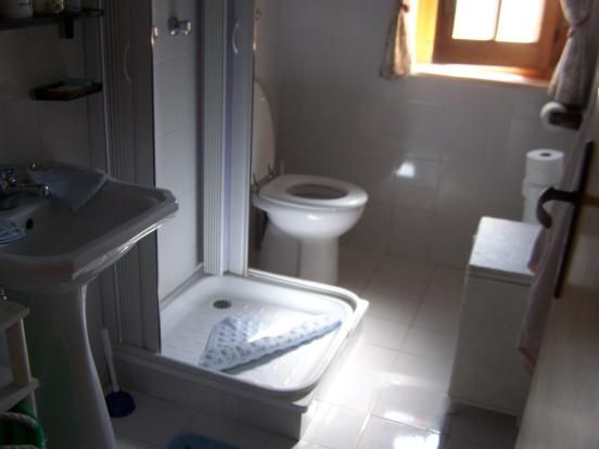 Bathroom of Via Impresa, Scalea, Calabria, Italy