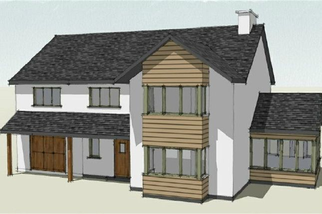 Thumbnail Detached house for sale in New Homes At Cefn Ceiro, Llandre, Bow Street, Aberystwyth