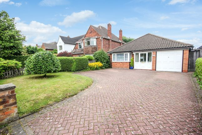 3 bed detached bungalow for sale in Solihull Road, Shirley, Solihull B90