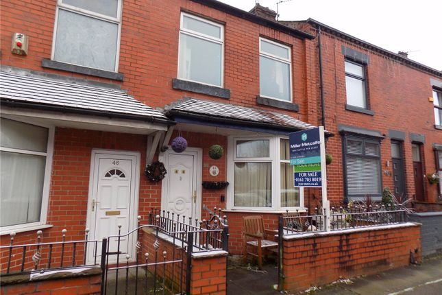 Thumbnail Terraced house for sale in Corson Street, Bolton