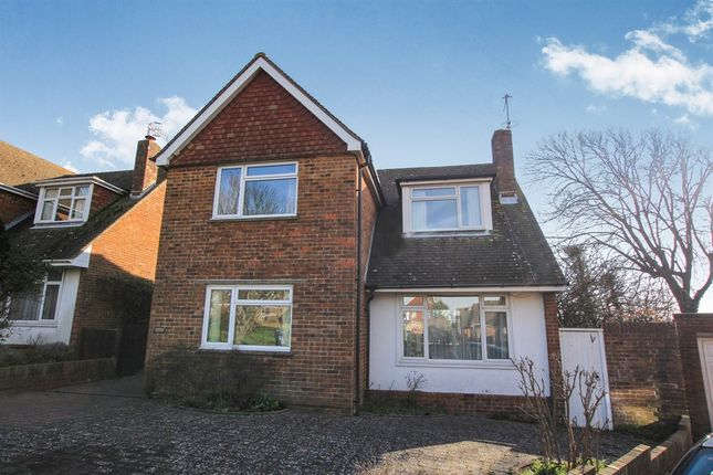 Thumbnail Detached house for sale in Cypress Close, Shoreham-By-Sea