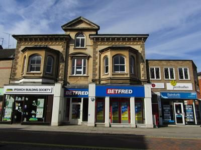 Thumbnail Commercial property for sale in 12 - 16A High Street, Haverhill, Suffolk