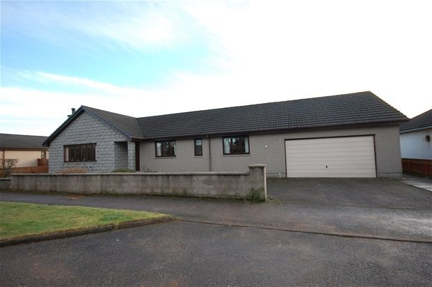 Thumbnail Detached bungalow for sale in Dowans Road, Aberlour, Aberlour