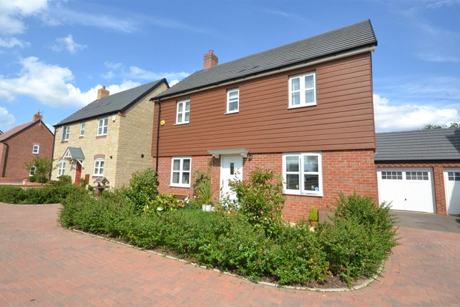 Thumbnail Detached house for sale in Ravelin Close, Meon Vale, Stratford-Upon-Avon
