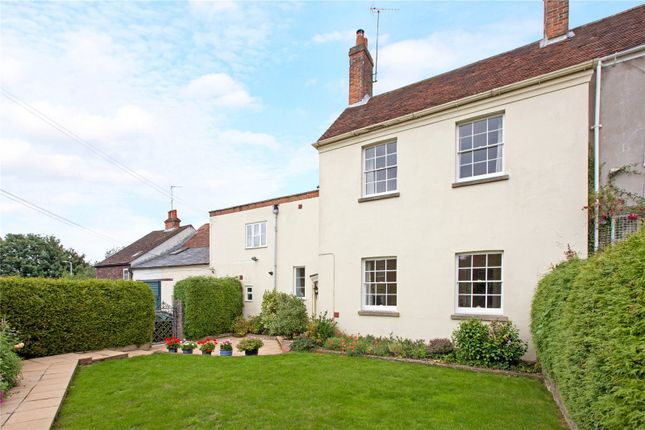 Thumbnail Terraced house for sale in Old Bath Road, Newbury, Berkshire