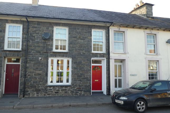 Thumbnail Cottage for sale in Llanon, Ceredigion.