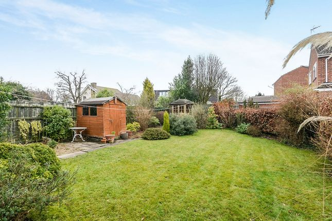 Thumbnail Detached bungalow for sale in York Road, Strensall, York