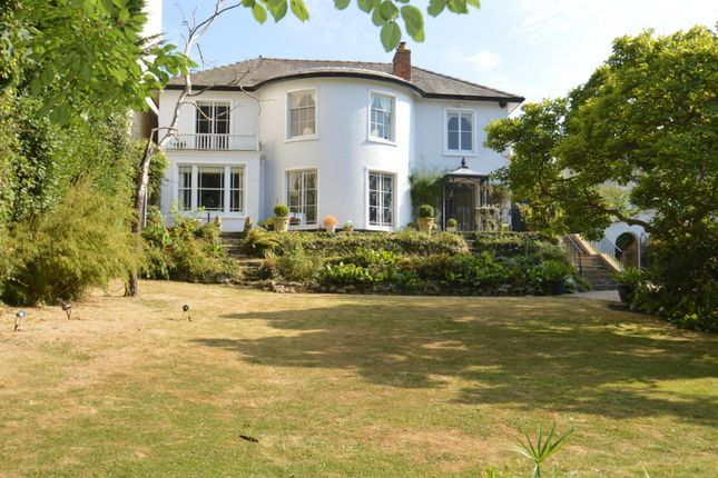 Thumbnail Detached house for sale in Pennyroyal, Buckingham Road, Ryde