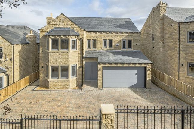 Thumbnail Detached house for sale in Heaton Road, Batley