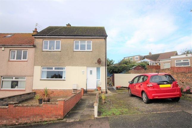 Thumbnail Semi-detached house for sale in Carlin Craig, Kinghorn, Fife