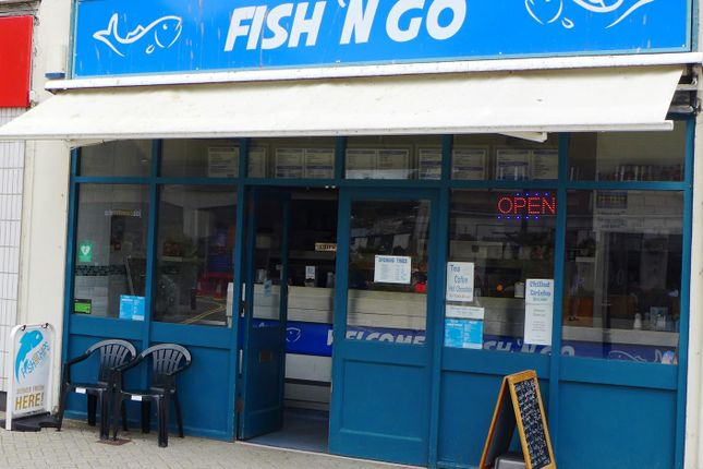 Restaurant/cafe for sale in 28 Back Quay, Truro, Cornwall