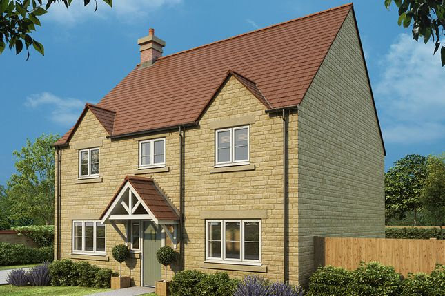 """Thumbnail Detached house for sale in """"Bay"""" at Burcote Road, Towcester"""