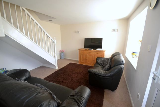 Thumbnail End terrace house for sale in The Portlands, Eastbourne
