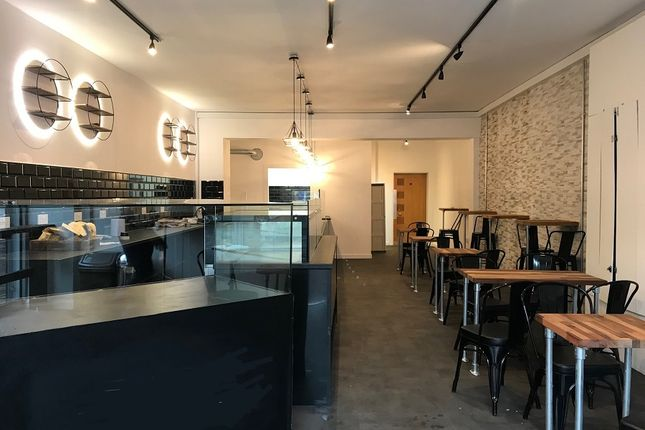 Thumbnail Restaurant/cafe to let in High Road, Wood Green, London