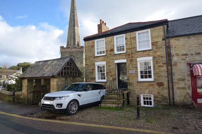 Thumbnail End terrace house for sale in Churchtown, St. Agnes