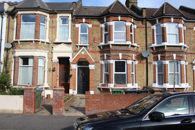 Thumbnail Terraced house to rent in Hartley Road, London