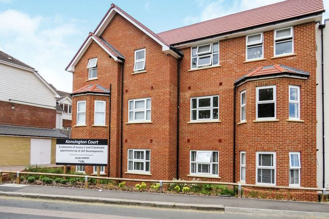 Thumbnail Flat for sale in South Road, Luton
