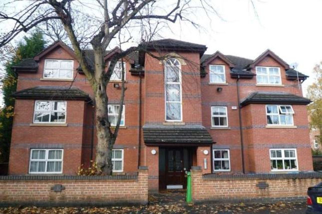 Thumbnail Flat to rent in Amherst Gardens, 22C Amherst Road, Withington, Manchester