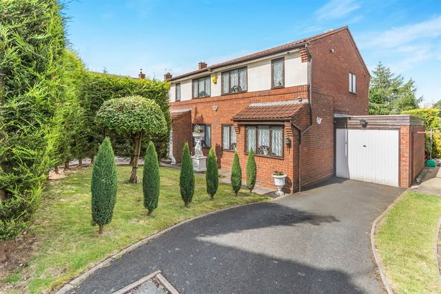 Thumbnail Detached house for sale in Burn Close, Smethwick