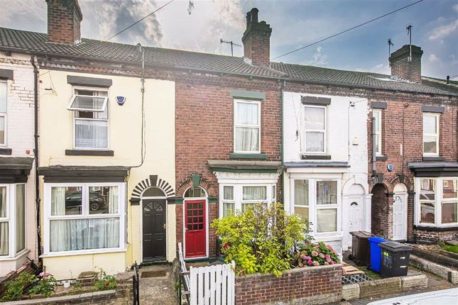 3 bed terraced house for sale in 80, Charlotte Road, Highfields S1