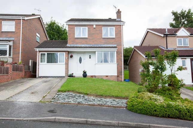 4 bed detached house for sale in Cromwell Road, Bolsover, Chesterfield
