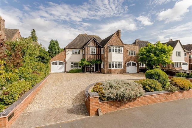 Thumbnail Detached house for sale in Wyvern Road, Sutton Coldfield, West Midlands