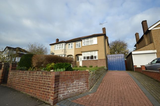 Thumbnail Semi-detached house to rent in Bridge Road, Chessington