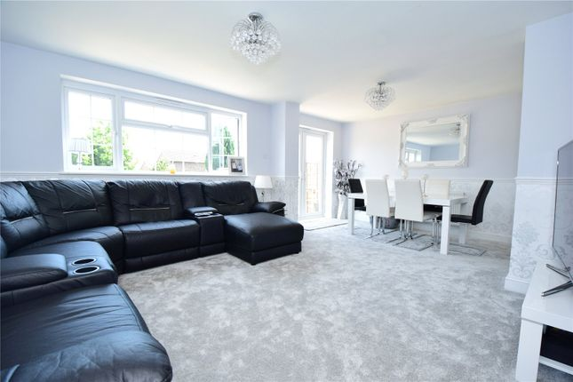 Thumbnail Semi-detached house for sale in Court Crescent, Swanley, Kent
