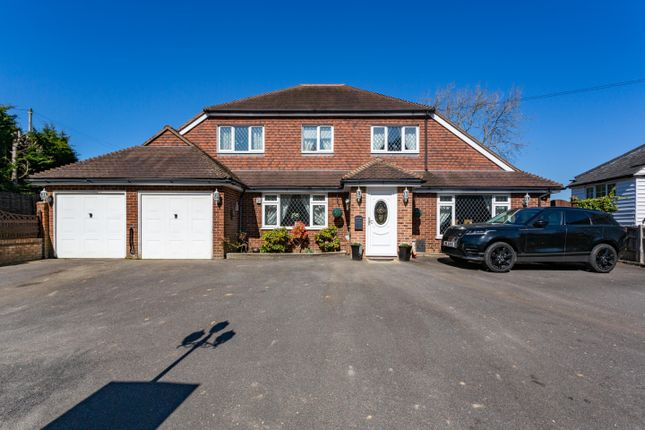 5 bed detached house for sale in London Road, Flimwell, Wadhurst TN5