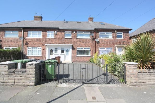 Thumbnail Terraced house for sale in Cumpsty Road, Seaforth, Liverpool
