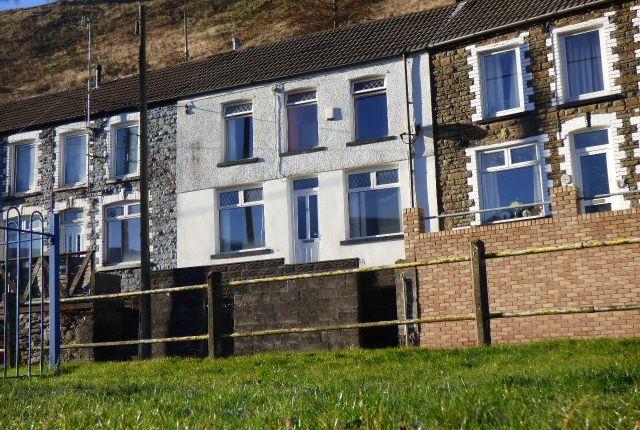 Thumbnail Terraced house for sale in Bridgend Road, Pontycymer, Bridgend