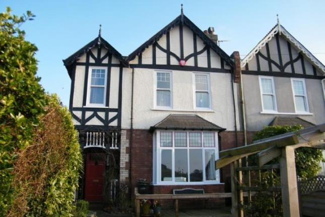 Thumbnail Semi-detached house for sale in Torquay, Devon