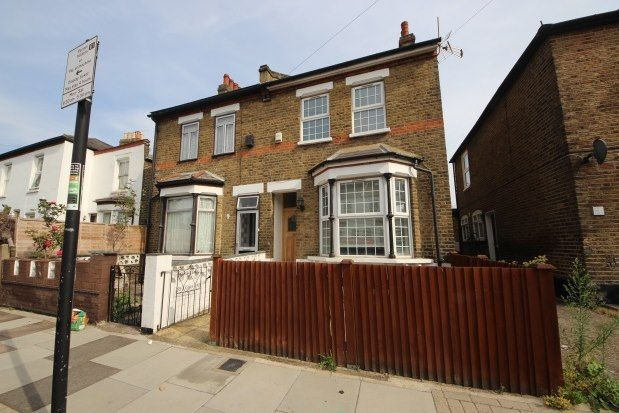 Thumbnail Property to rent in Carlwell Street, London