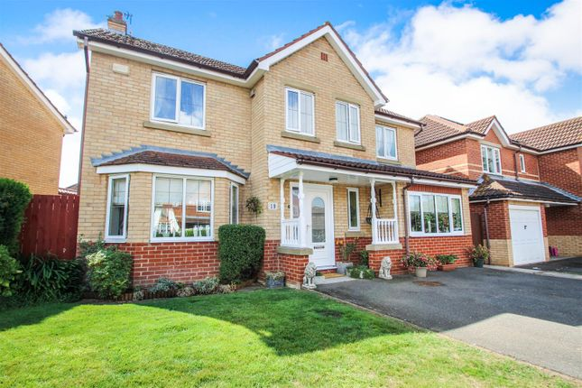 Thumbnail Detached house for sale in Larkspur Avenue, Healing, Grimsby