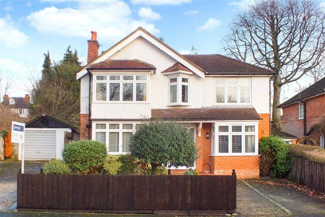 Thumbnail Detached house for sale in Salisbury Road, Farnborough, Hampshire