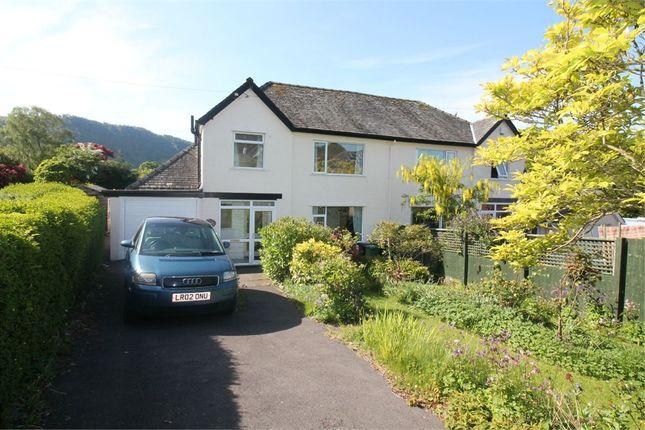 Thumbnail Semi-detached house for sale in Avalon, Halls Mead, Keswick, Cumbria