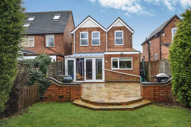 Thumbnail Detached house for sale in Jockey Road, Boldmere, Sutton Coldfield
