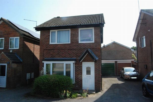 Thumbnail Detached house to rent in Christchurch Drive, Stefan Hill, Daventry