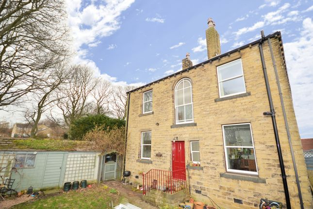 Thumbnail Detached house for sale in Wormald Street, Almondbury, Huddersfield