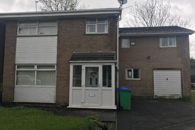Thumbnail Detached house to rent in Plover Close, Rochdale