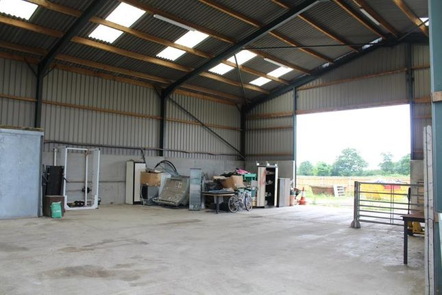 Thumbnail Land for sale in Aston Sandford Freehold, Aston Sandford, Black Barn Farm, Princes Risborough Road, Aylesbury, Buckinghamshire