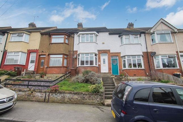3 bed terraced house to rent in Cottall Avenue, Chatham ME4