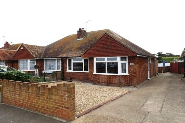 Thumbnail Bungalow to rent in Vine Close, Ramsgate