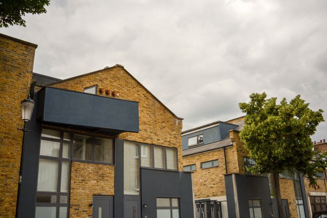 Thumbnail Mews house for sale in Hob Mews, Tadema Road, London